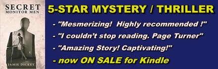 5-STAR Mystery Thriller